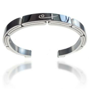 Stainless Cuff - Men's & Women's