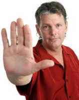 Are you sick of people walking all over you? Learn to say no