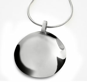 Lux Pendant in silver